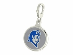 Central Connecticut Blue Devils Enamel Lobster Claw Charm
