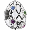 Chamilia 2014 Limited Edition Jeweled Pink and Purple Egg Bead