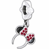 Chamilia Disney Minnie Mouse Headband Dangle Bead