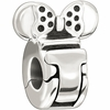 Chamilia Disney Minnie Mouse Lock Bead