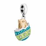 Chamilia Limited Edition Easter Chickadee Charm