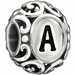 Chamilia Initially Speaking Letter Beads