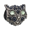 Chamilia Limited Edition Cat Green Eyes Bead