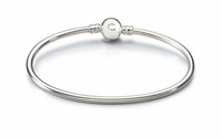 Chamilia Silver Brilliance Bangle Bracelet