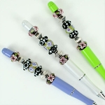 Garden Party Bead Pen Set