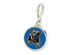 Georgia State Panthers Enamel Lobster Claw Charm