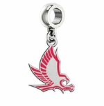 Hartford Hawks Color Logo Dangle Bead