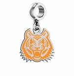 Idaho State Bengals Color Logo Dangle Bead