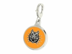 Idaho State Bengals Enamel Lobster Claw Charm