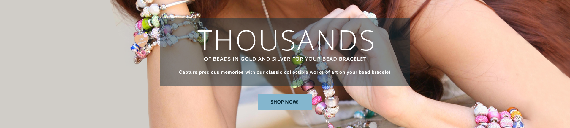 Classic Beads - thousands of Beads!