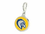 Marquette Golden Eagles Enamel Lobster Claw Charm