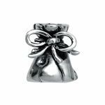 Moress Silver Pouch Bead