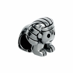 Moress Silver Sphinx Bead