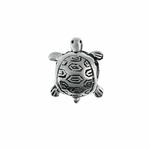 Moress Silver Turtle Bead
