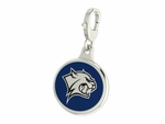 New Hampshire Wildcats Enamel Lobster Claw Charm