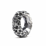 Novobeads Silver Coral Reef Bead