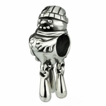 Ohm Limited Edition Silver You Melt Me Bead