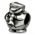 Ohm Silver Clarinet Marching Band Bead