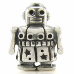 Ohm Silver Hobbies Beads