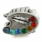 Ohm Silver Professions Beads