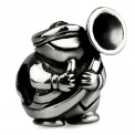 Ohm Silver Sousaphone Marching Band Bead