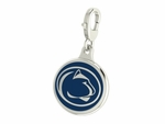 Penn State Nittany Lions Enamel Lobster Claw Charm