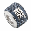Premier Detroit Tigers MLB Crystal Bead