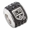 Premier Los Angeles Kings NHL Crystal Bead