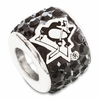 Premier Pittsburgh Penguins NHL Bead