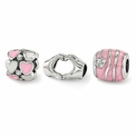 Reflections Hearts of Love Boxed Bead Set