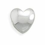 Sterling Silver Story Heart Bead