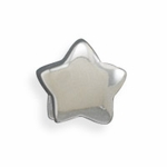 Sterling Silver Story Polished Star Bead