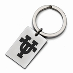 University of Texas Longhorns Stainless Steel Key Chain