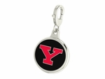 Youngstown State Penguins Enamel Lobster Claw Charm