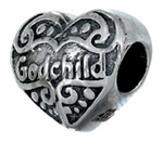 Zable God Child Bead