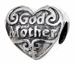 Zable God Mother Bead