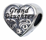 Zable Silver Grand daughter Bead
