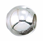 Zable Silver Silver Stopper Replacement Bead Bead