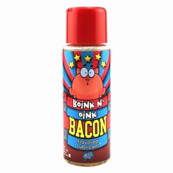 Bacon Lube - A Personal Lubricant that Tastes Like Bacon