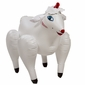 Inflatable Sheep Doll - Ms. Eva The Ewe