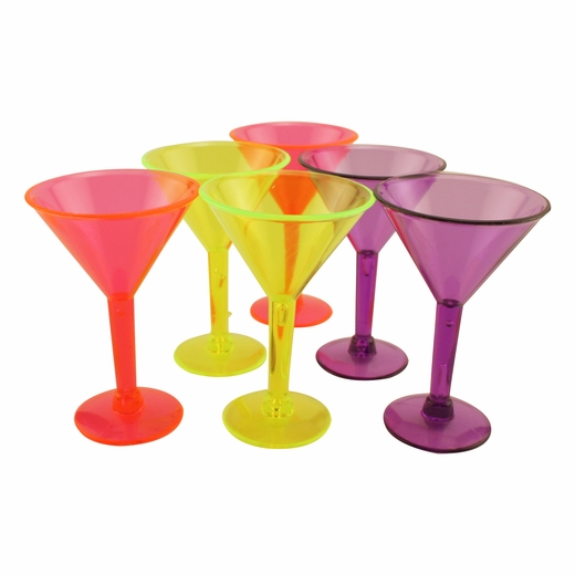 Martini Shot Glasses - 6