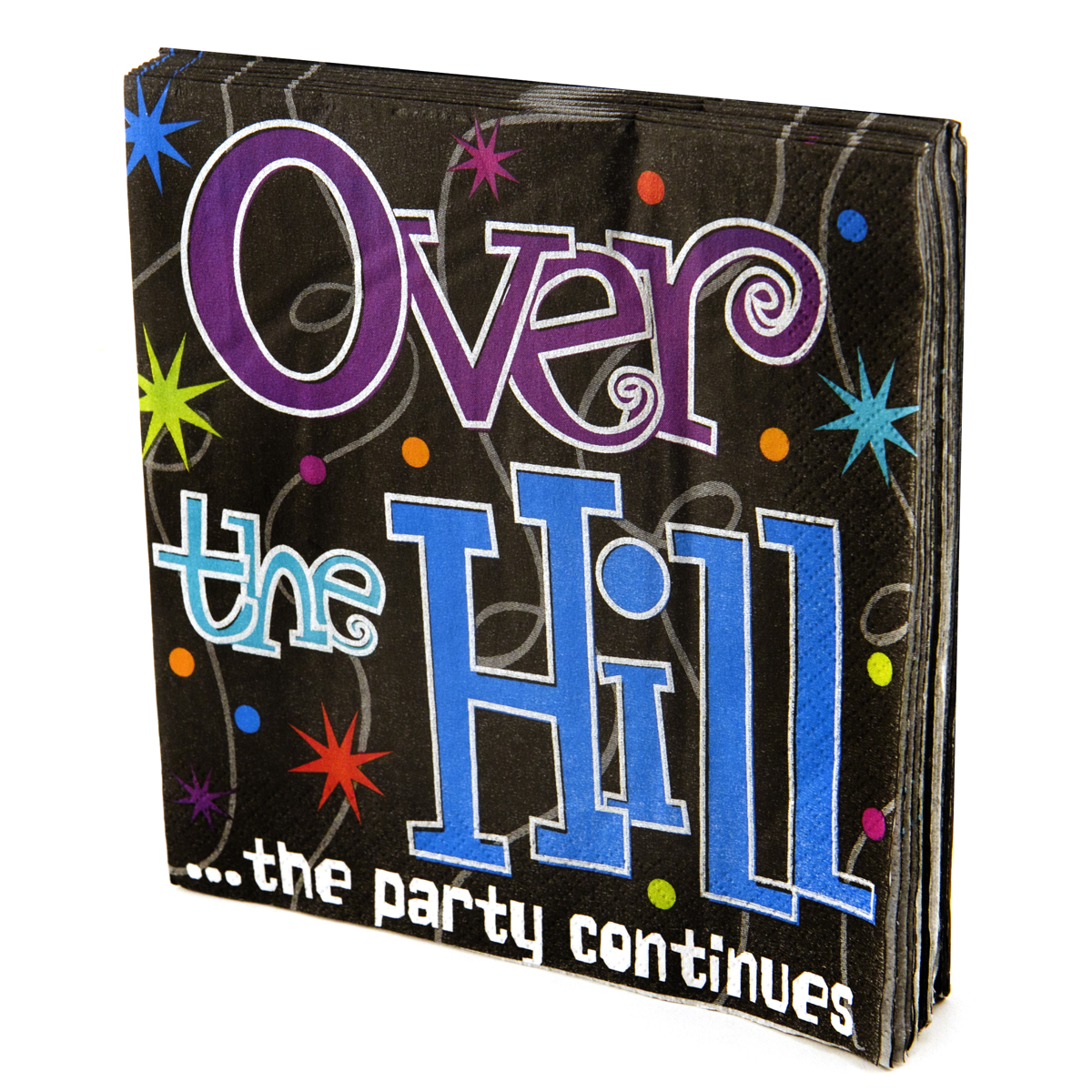 Over the Hill Prism Napkins - 16