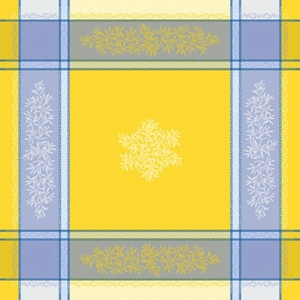 Olive Yellow And Blue