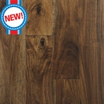 Acacia Graphite Hand Scraped Engineered Hardwood