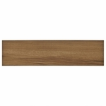 Natural Acacia Wood Plank Ceramic Tile