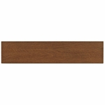 Adirondack Red Ceramic Wood Plank