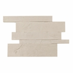 Ardesia White Decorative Travertine Mosaic