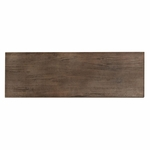 Atlantis Espresso Wood Plank Porcelain Tile