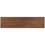 Bangor Cherry Wood Plank Ceramic Tile
