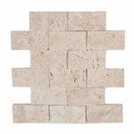 Biege Travertine Mosaic